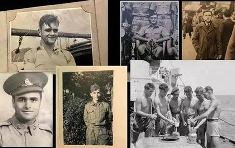 一名中国男子,为什么要寻找英国战俘后人?