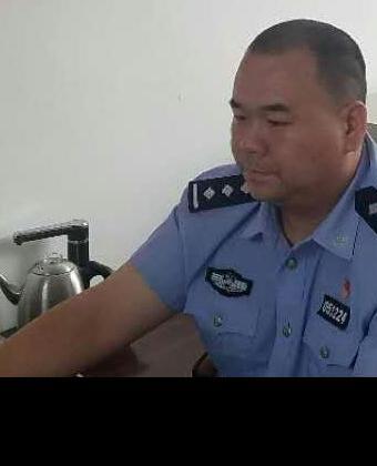 枣强县公安局许瑞刚