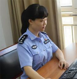 故城县公安局张贝