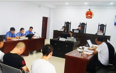 武邑县首起涉恶案件开庭审理 检察长出庭支持公诉