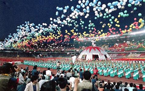这是我们记忆中的亚运会!