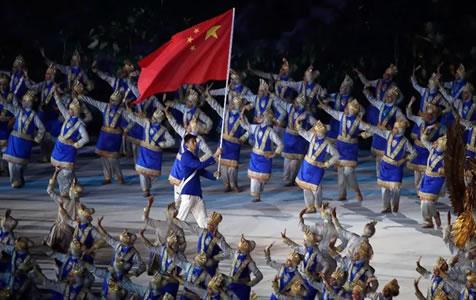 刚刚,第18届亚运会开幕!中国健儿准备好了