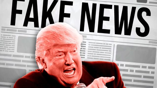"""特朗普惹了什么""""众怒"""" 招致全美350家媒体齐声反呛"""