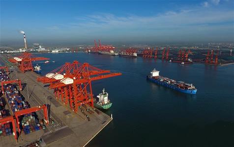 河北港口前7个月集装箱吞吐量同比增长11.4%