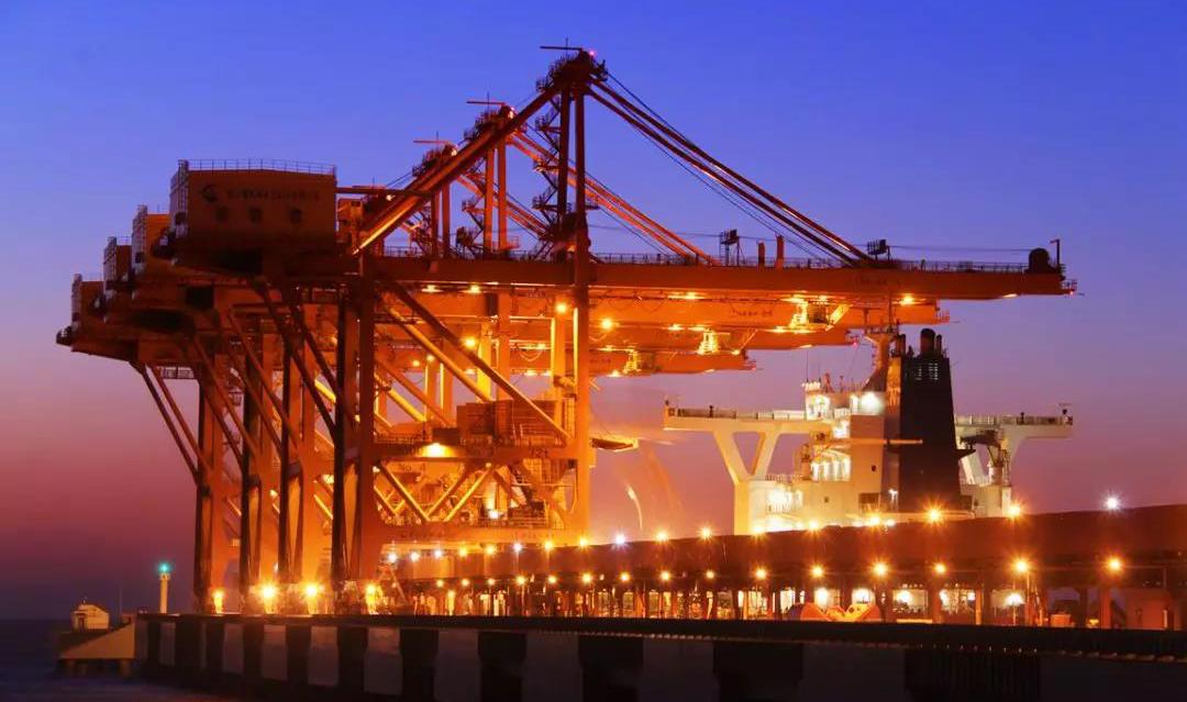 """唐山港:构建大物流综合体系 促临港产业做大做强 海铁联运融入""""一带一路"""""""