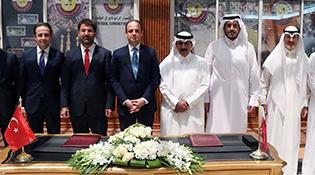 卡塔尔雪中送炭 与土耳其签署货币互换协议