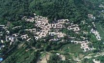 探访太行深山古村落——英谈石寨
