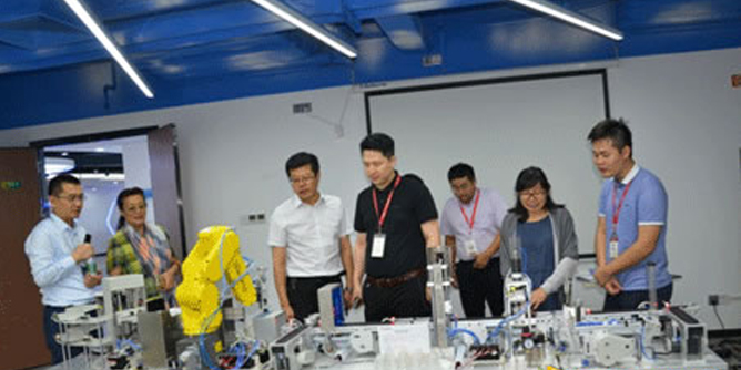 唐山工业职业技术学院领导参加新时代高职院校高质量发展研修班并出席2018中国职业教育国际合作峰会