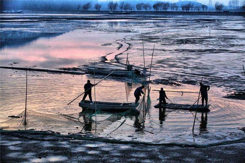 海边渔家生活