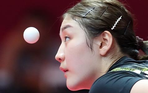 乒乓球女子团体:中国队夺冠