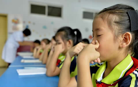 开学首日 呵护眼睛