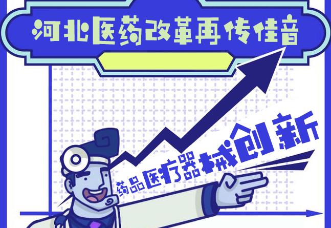 【发布会图解】河北医药改革再传佳音:鼓励药品医疗器械创新
