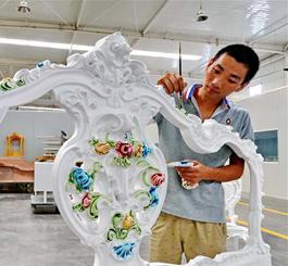 汉沽打造家具产业基地