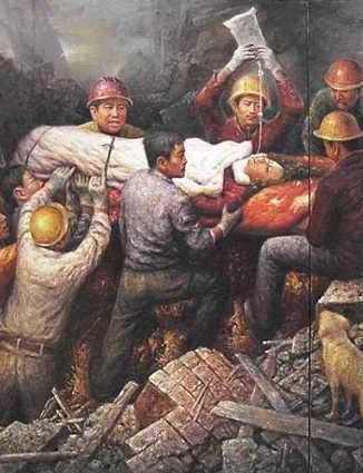 唐山13农民— —终身志愿者