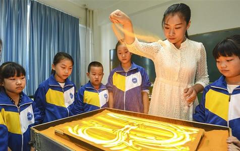 河北广阳:寓教于乐学习传统文化