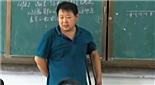 """独腿教师""""26年的坚守"""