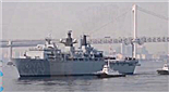 英国万吨军舰要闯西沙?清醒点,鸦片战争已过去178年了