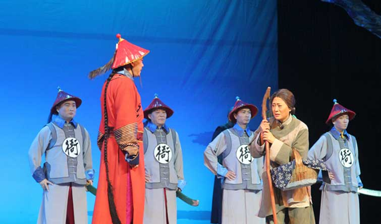 第十一届中国评剧艺术节在唐山开幕 多台经典大戏唱响评剧故里