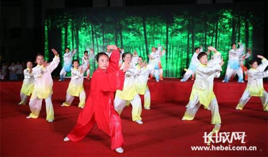 中国·沧州国际武术节五项辅助活动精彩亮相狮城