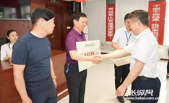 助力双创 沧州市今年创业担保贷款发放突破亿元