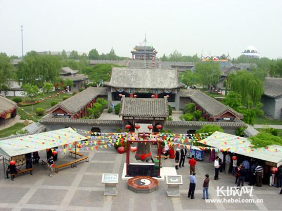 吴桥江湖文化城