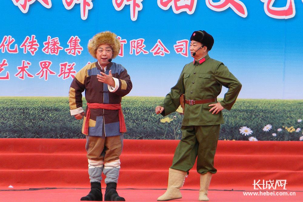 """安平:戏曲进校园 让传承传统文化更""""有戏"""""""