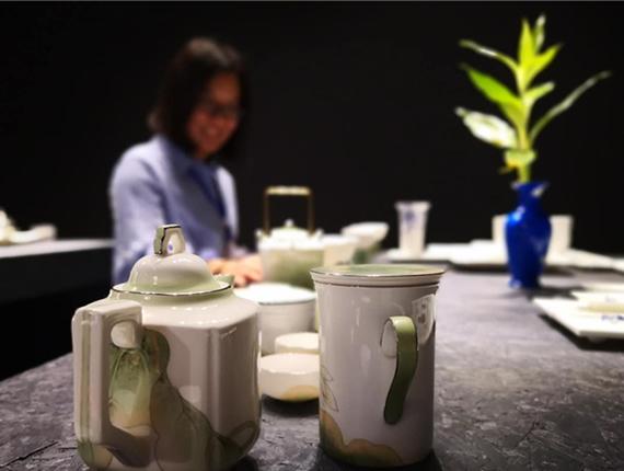 第21届唐山中国陶瓷博览会开幕(组图)
