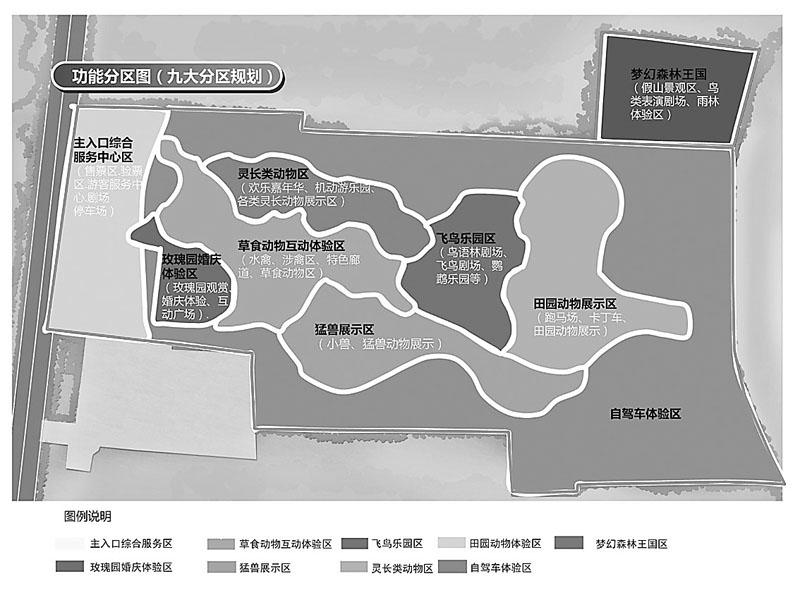 近日,从武邑县宣传部获悉,衡水野生动物园项目已进入倒计时阶段