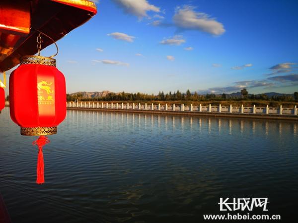 """涿鹿 山水美景绘就""""塞外江南"""""""