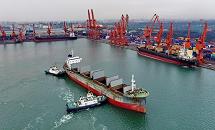 唐山港1至8月吞吐量超4亿吨