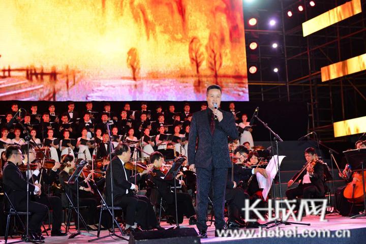 首届中国红色旅游音乐节盛大启帷