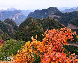 中国·邢台九龙峡第十二届红叶节隆重开幕