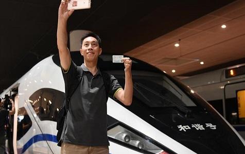 香港段投入运营广深港高铁全线开通运营