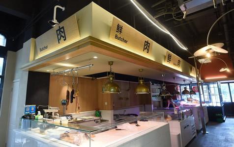 """这才是爆改!杭州菜市场成""""网红""""打卡地"""