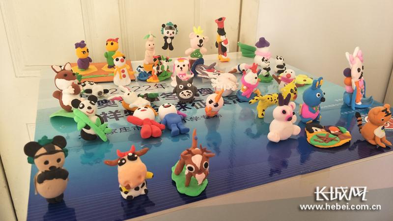 北京冬奥会,冬残奥会吉祥物征集活动走进石家庄校园