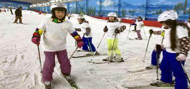 千余名學子參加石家莊站冬令營選拔活動