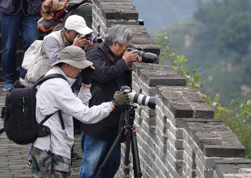 长城摄影人