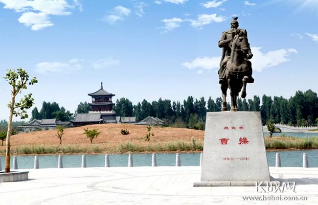 """临漳将举办首届中国""""邺城·建安·诗歌""""文化节"""
