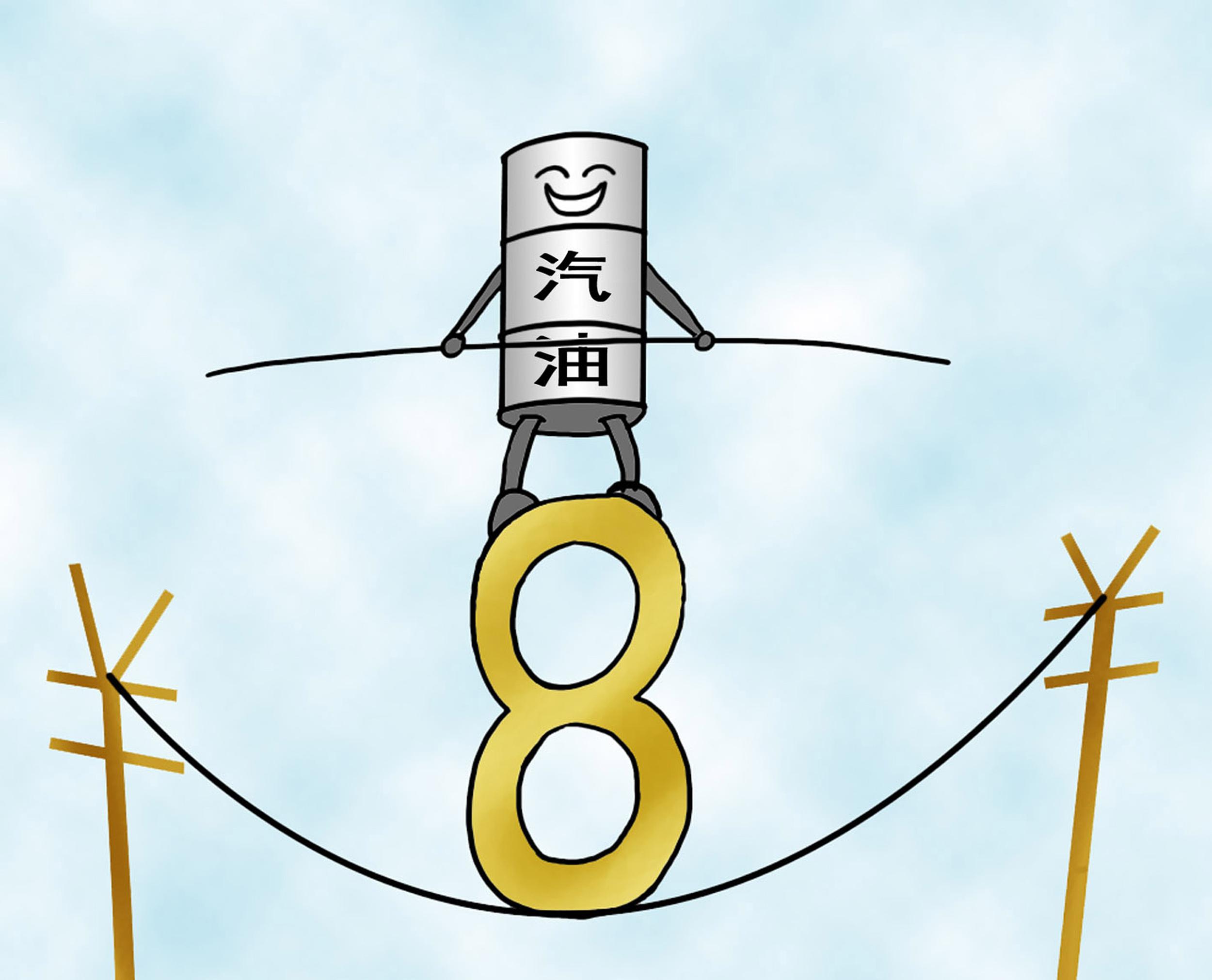 """国内成品油价或进入""""8元时代"""" 通胀压力仍可控"""