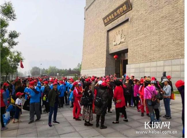 临漳金秋旅游接待游客近百万 创历史新高