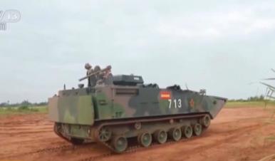 陆军 防空兵实弹射击 演练多种新战法