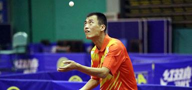 河北省第九屆殘運會乒乓球賽場精彩集錦
