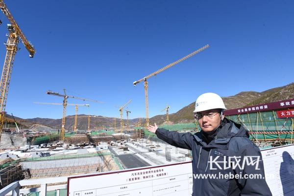 2022年冬奥会配套工程<br>崇礼区太子城冰雪小镇抓紧施工