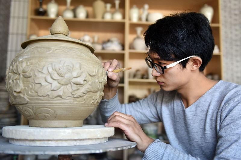 曲阳自兴陶瓷文化项目