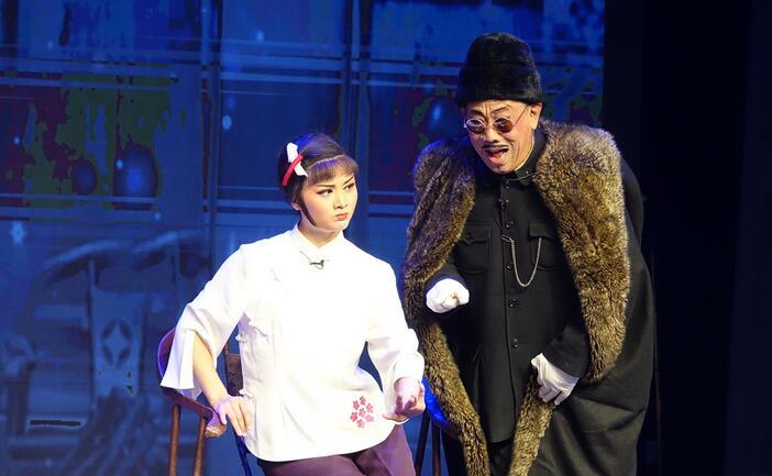 【高清组图】豫剧《铡刀下的红梅》亮相石家庄大剧院