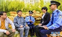 河北阜城:平安建设惠民生