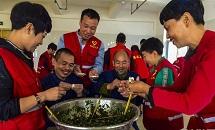 河北阜城:志愿服务迎重阳