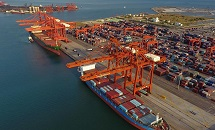 唐山港货物吞吐量超4.6亿吨