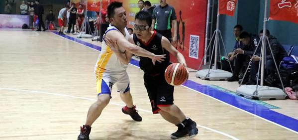 2018年河北省直机关第三届篮球比赛开赛