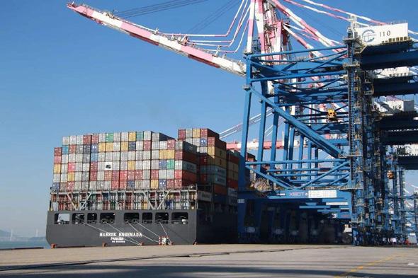 商务部:我国前三季度外贸实现较快增长